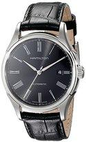 Hamilton Men's H39515734 Timeless Class Analog Display Automatic Self Wind Black Watch