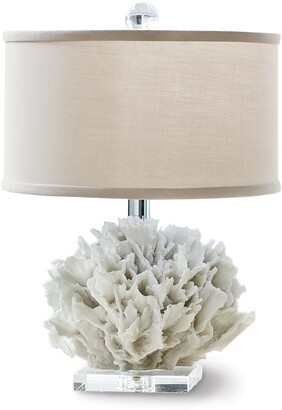 REGINA ANDREW Mini Ribbon Coral Lamp