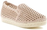 Steve Madden Persy Perforated Espadrille Flat