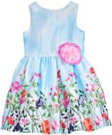 Marmellata Floral-Print Dress, Toddler Girls