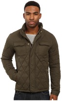 Scotch & Soda Light Padded Quilted Jacket in Peached Nylon Quality Men's Coat