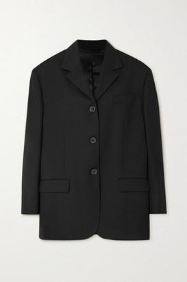 Acne Studios Woven Blazer - Black