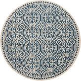 Safavieh Iris Wool Round Rug
