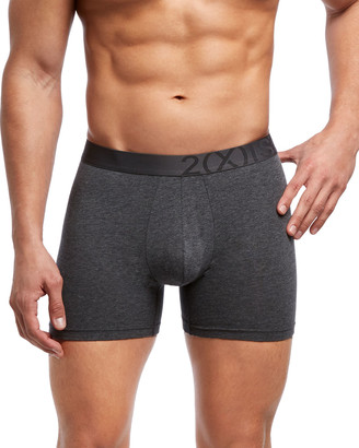 2xist Pima Stretch Boxer Briefs