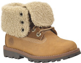 """Timberland Infant Authentics 6"""" Shearling Boot"""