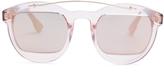 Christian Dior Mania1 split-lens sunglasses