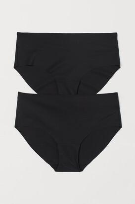 H&M 2-pack Hipster Briefs - Black