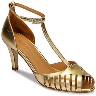 Emma.Go Emma Go JOELLE women's Sandals in Gold