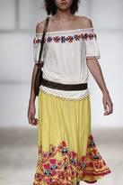 Christophe Sauvat Cordoba Long Skirt