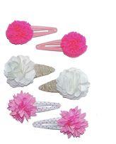 Osh Kosh Baby Girl 6-pk. Floral Hair Clips
