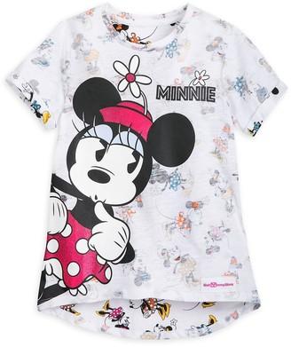 Disney Minnie Mouse Fashion Top for Girls Walt World