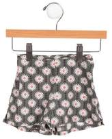 Caramel Baby & Child Girls' Printed Shorts