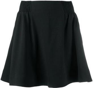 Ganni Classic Skater Skirt