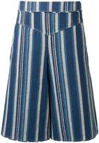 Chloé striped culottes