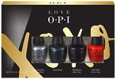 OPI Love 4 Piece Mini Nail Lacquer Gift Set