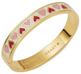 Kate Spade Idiom Heart Bangle Bracelet