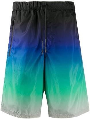 Givenchy Gradient Jogger Shorts