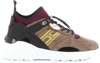 Hogan H443 Hi-Top Sneakers