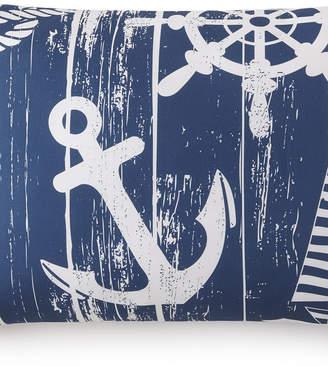 Colcha Linens Nautical Board Pillow Sham-King Bedding