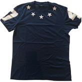 Givenchy Navy Cotton T-shirt
