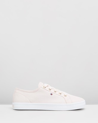 Tommy Hilfiger Essential Nautical Sneakers - Women's