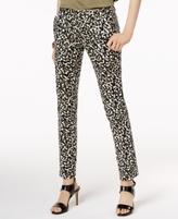 MICHAEL Michael Kors Petite Miranda Printed Pants