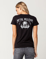 Metal Mulisha Haze Womens Tee
