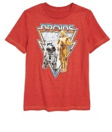 JEM Toddler Boy's Star Wars(TM) Droids Graphic T-Shirt