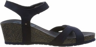 Panama Jack Women's Julia Basics Ankle Strap Sandals