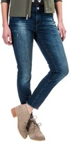 Mavi Jeans Adriana Super Skinny Ankle Jeans - Mid Rise, Stretch Cotton (For Women)