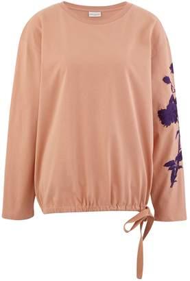 Dries Van Noten Embroidered sweatshirt