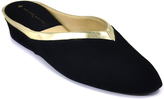 Jacques Levine #4640 - Wedge Slipper
