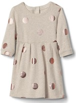 Gap Cozy fit & flare dress