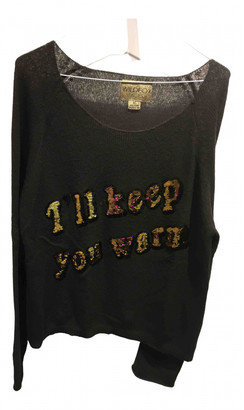 Wildfox Couture Grey Synthetic Knitwear