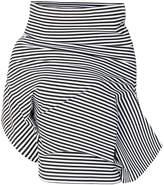 Junya Watanabe twisted stripe shirt