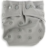 Bumkins Snap-In-One Cloth Diaper in Grey