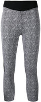 Sàpopa - printed fitness leggings - women - Polyamide/Spandex/Elastane - S