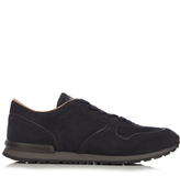 Tod's Spoiler low-top suede trainers