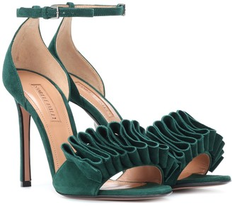 Samuele Failli Exclusive to Mytheresa Alexandra 105 suede sandals