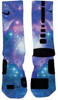 Just Sockz Custom Nike Elite Galaxy Orginal socks
