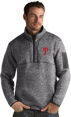 Antigua Men's Philadelphia Phillies Fortune Pullover
