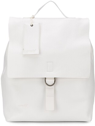 Marsèll Logo Embossed Backpack