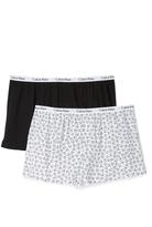 Calvin Klein Underwear 2 Pack Carousel Shorts