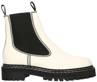 Proenza Schouler Chelsea boots