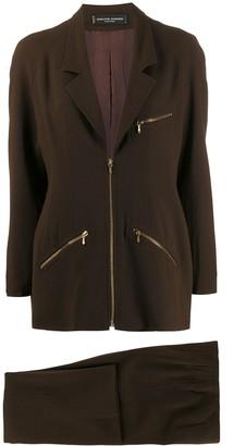 Jean Louis Scherrer Pre-Owned 1990s Two-Piece Suit