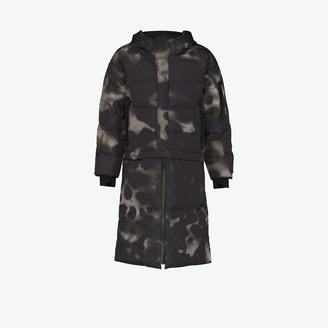 TEMPLA Nas oversized puffer coat
