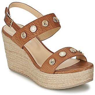 Alberto Gozzi IRIS women's Sandals in Brown