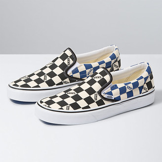 Vans Big Check Slip-On