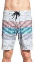 Imperial Motion Men's 'Howard' Stripe Board Shorts