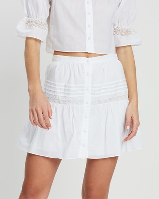 SIR the Label Maci Mini Skirt